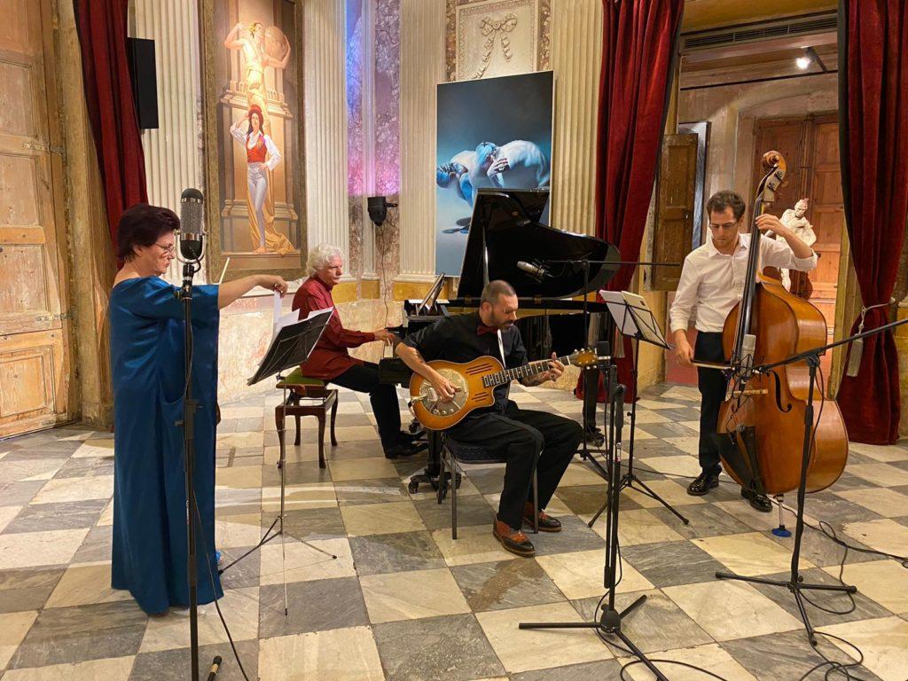 Guerassim Voronkov ensemble