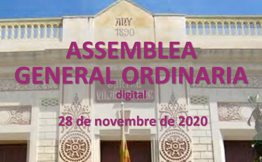 assemblea general ordinaria