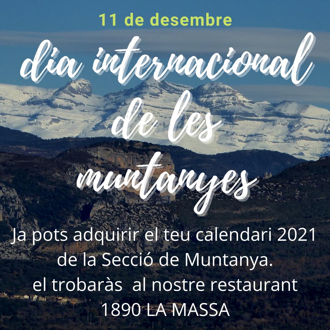 dia internacional de les muntanyes La Massa