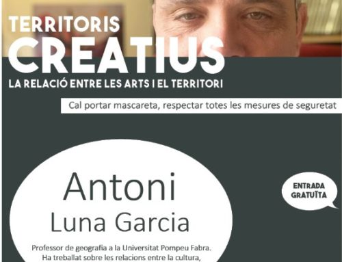 Els TERRITORIS CREATIUS al Re-animar